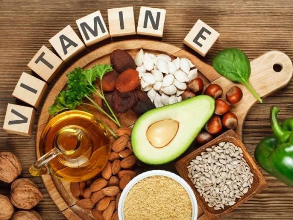 فواید ویتامین E
